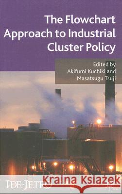 The Flowchart Approach to Industrial Cluster Policy Akifumi Kuchiki 9780230553613