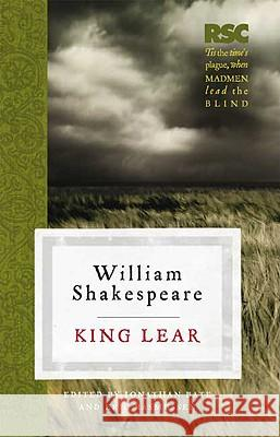 KING LEAR William Shakespeare Jonathan Bate 9780230576131