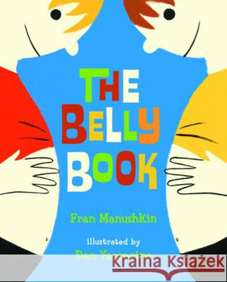 Belly Book Fran Manushkin 9780230768048