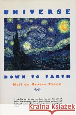 Universe Down to Earth Neil DeGrasse Tyson 9780231075619