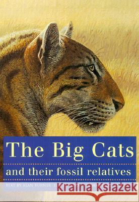 The Big Cats and Their Fossil Relatives : An Illustrated Guide to Their Evolution and Natural History Mauricio Anton Alan Turner Mauricio Antsn 9780231102292
