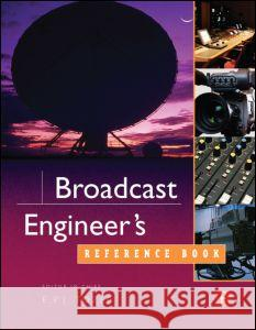 Broadcast Engineer's Reference Book Joe Tozer Epj Tozer 9780240519081