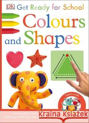 Colours and Shapes   9780241184592