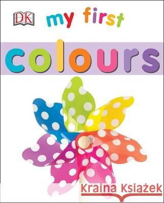 My First Colours   9780241185490