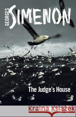 The Judge's House Georges Simenon 9780241188453