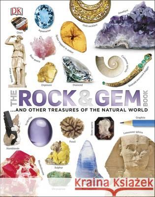 Rock and Gem Book Clive Gifford 9780241228135 DORLING KINDERSLEY CHILDREN'S