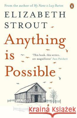 Anything is Possible  Strout Elizabeth 9780241248799