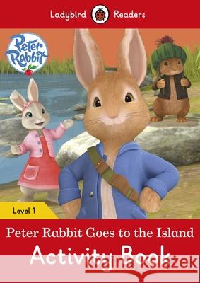Peter Rabbit: Goes to the Island Activity Book  9780241254240