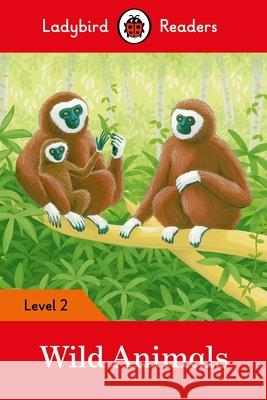 Wild Animals - Ladybird Readers Level 2 Ladybird 9780241254455 Penguin UK