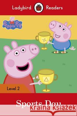 Peppa Pig: Sports Day  9780241262221