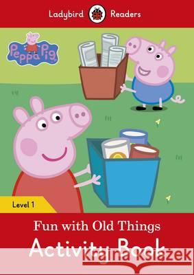 Peppa Pig: Fun with Rubbish Activity Book  9780241262245