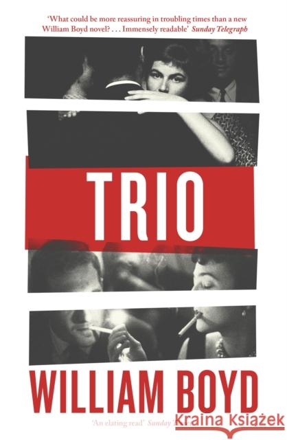 Trio William Boyd 9780241295960