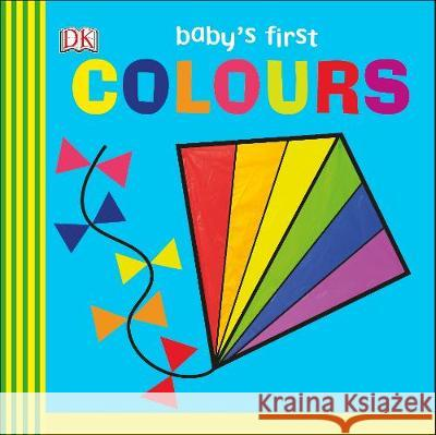 Baby's First Colours DK   9780241301784
