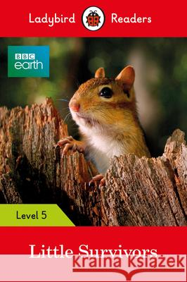 BBC Earth: Little Survivors: Level 5 Ladybird 9780241336144