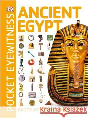 Ancient Egypt: Facts at Your Fingertips DK   9780241343548