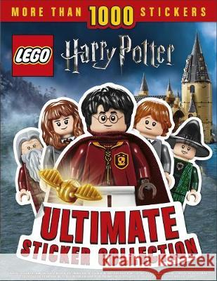 LEGO Harry Potter Ultimate Sticker Collection: More Than 1,000 Stickers DK   9780241363751