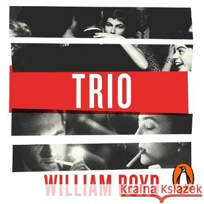 Trio William Boyd 9780241990261
