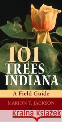 101 Trees of Indiana : A Field Guide Marion T. Jackson Katherine Harrington Ron Rathfon 9780253216946