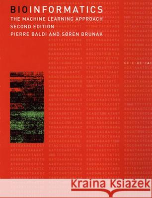 The Bioinformatics: Performance and Prospects in the 1990s and Beyond Pierre Baldi Sren Brunak Soren Brunak 9780262025065