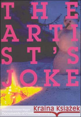 The Artist's Joke Jennifer Higgie 9780262582742