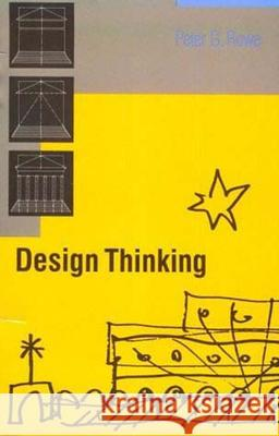 Design Thinking Peter G. Rowe 9780262680677