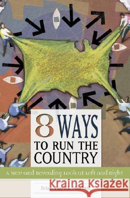 Eight Ways to Run the Country : A New and Revealing Look at Left and Right Brian Patrick Mitchell 9780275993580
