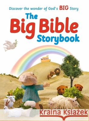 The Big Bible Storybook : Refreshed and Updated Edition Containing 188 Best-Loved Bible Stories To Enjoy Together Spck Spck 9780281081127