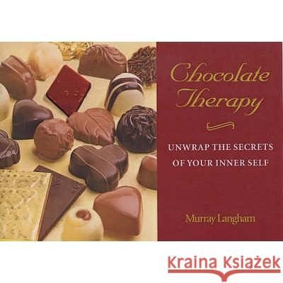CHOCOLATE THERAPY Murray Langham 9780285635234