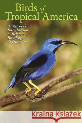 Birds of Tropical America : A Watcher's Introduction to Behavior, Breeding, and Diversity Steven L. Hilty Mimi Hoppe Wolf 9780292706736