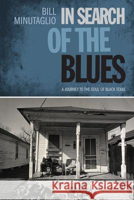 In Search of the Blues: A Journey to the Soul of Black Texas Bill Minutaglio 9780292722897