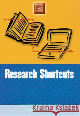 Research Shortcuts Judi Kesselman-Turkel Franklyn Peterson 9780299191641