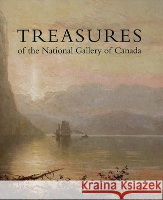 Treasures of the National Gallery of Canada David Franklin National Gallery of Canada 9780300099447