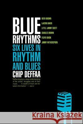 Blue Rhythms Chip Deffaa 9780306809194