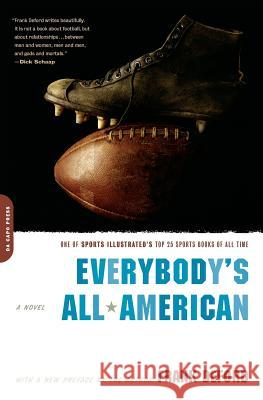 Everybody's All-American Frank Deford 9780306813757