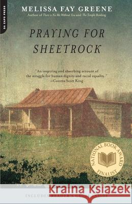 Praying for Sheetrock: A Work of Nonfiction Melissa Fay Greene 9780306815171
