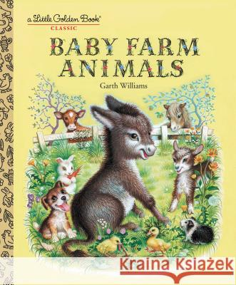 LGB Baby Animals Garth Williams Garth Williams 9780307021755