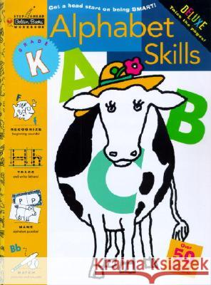 Step ahead Alphabet Skills (K) Golden Books 9780307036643