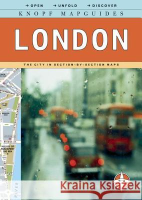Knopf Mapguide London Knopf Guides 9780307263872