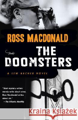 The Doomsters Ross MacDonald 9780307279040