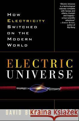 Electric Universe: How Electricity Switched on the Modern World David Bodanis 9780307335982