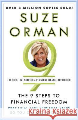 9 Steps to Financial Freedom Suze Orman 9780307345844