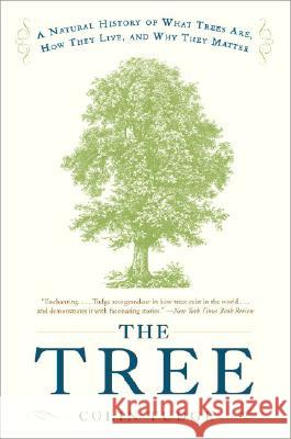 The Tree: A Natural History of What Trees Are, How They Live, and Why They Matter Colin Tudge 9780307395399