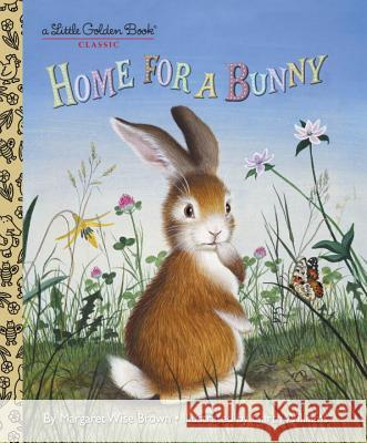 LGB Home For A Bunny Margaret Wis Garth Williams 9780307930095
