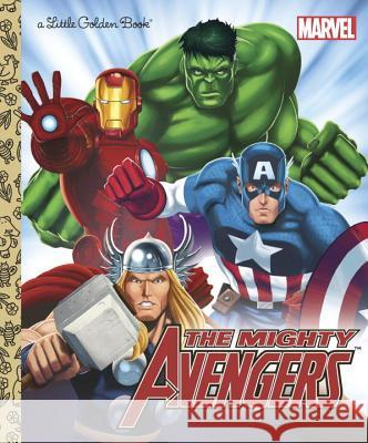 The Mighty Avengers (Marvel: The Avengers) Billy Wrecks Patrick Spaziante 9780307931092