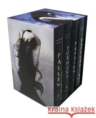 The Fallen Series Boxed Set Lauren Kate 9780307979452