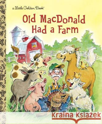 LGB Old Macdonald Had A Farm Anne Kennedy 9780307979643