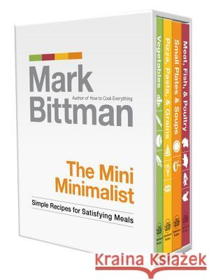 The Mini Minimalist Mark Bittman 9780307985552 Clarkson N Potter Publishers