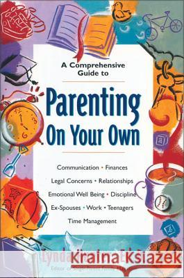 Parenting on Your Own Lynda Hunter 9780310213093