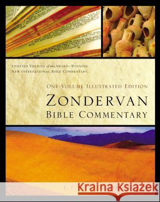 Zondervan Bible Commentary: One-Volume Illustrated Edition Frederick Fyvie Bruce 9780310262640