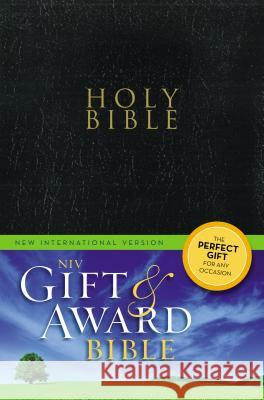 Gift and Award Bible-NIV Zondervan Publishing 9780310434375